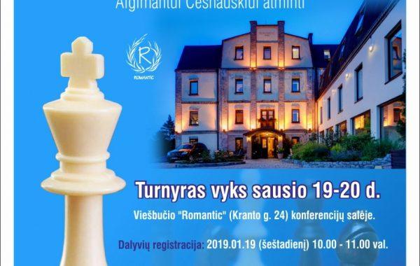 Open Rapid Panevezys 2019.01.19 -20 2019.01.20